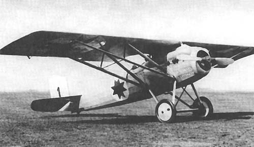 Один из аэропланов
